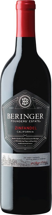 Beringer Zinfandel Founders Estate