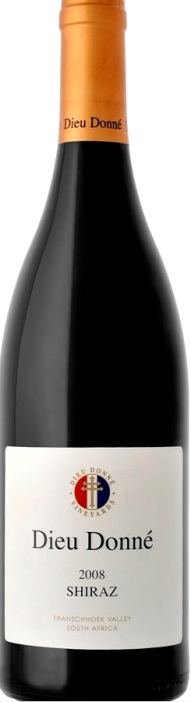 Dieu Donne Shiraz