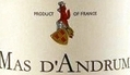 Mas d'Andrum online at TheHomeofWine.co.uk