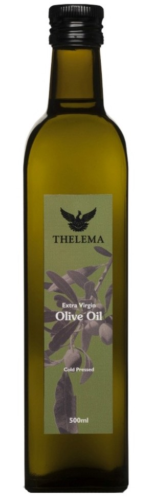 Thelema Extra Virgin Olive Oil 500ml